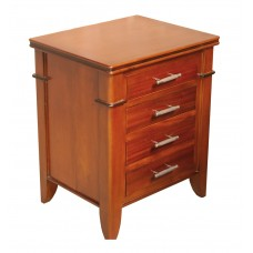 Alicante Chest of 4 Drawers
