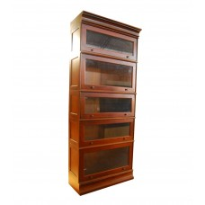 5 Stacking Bookcase Plain
