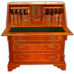 Bureau with Marquetry