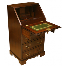Bureau with Green Leather